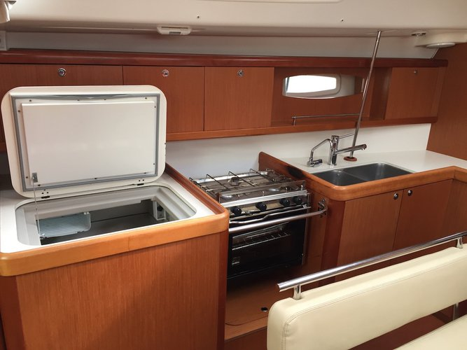 Beneteau boat for rent in St. George'S