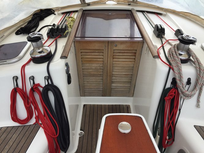 Boat for rent Beneteau 43.0 feet in St. George'S, Grenada