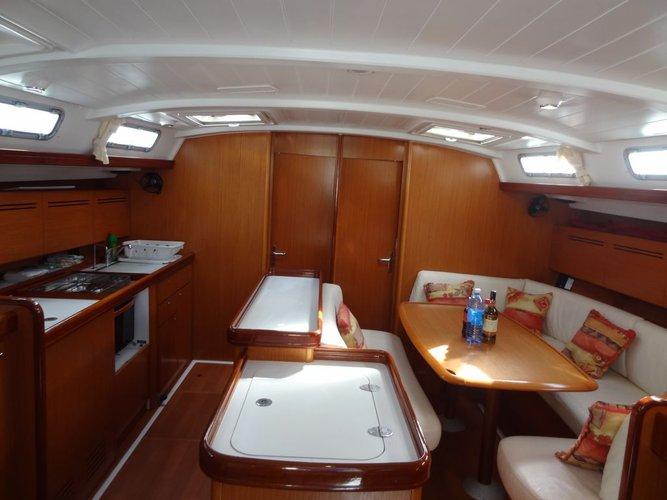 53.0 feet Beneteau in great shape