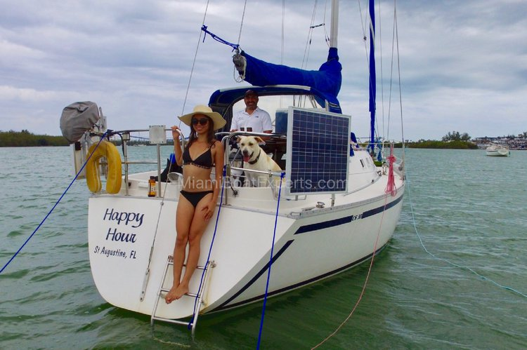 Daysailer / Weekender boat rental in Rickenbacler Marina, FL