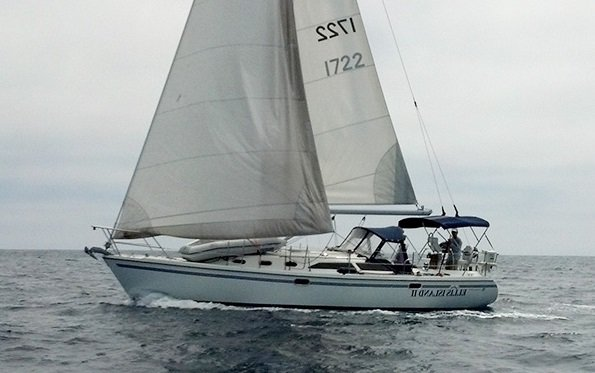 Bareboat Catalina 34' ready to book in California, United States