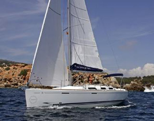 Enjoy your holidays aboard Dufour 365 in Malta