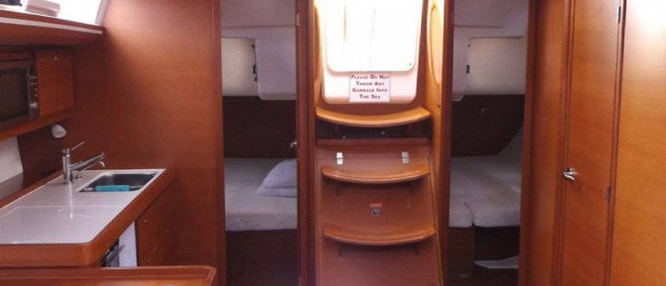 Boat for rent Dufour 41.0 feet in Portomaso Marina, Malta