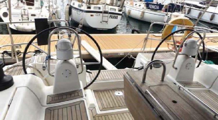 Boat for rent Dufour 45.5 feet in Portomaso Marina, Malta