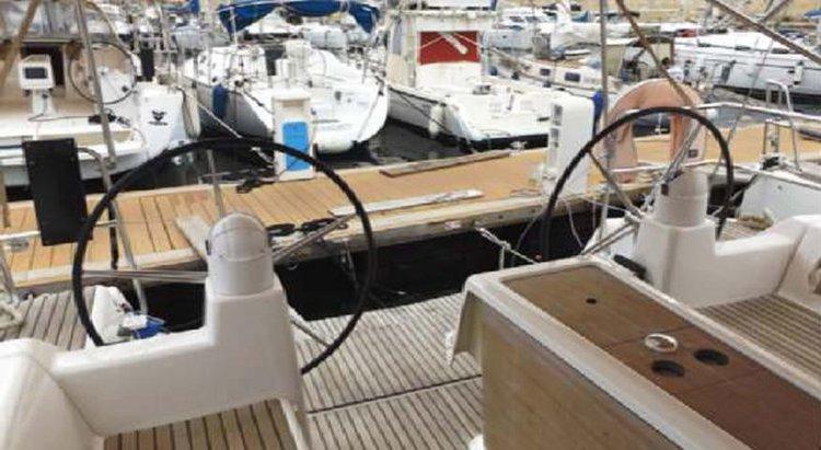 Boat for rent Dufour 450 Grand Large 45.0 feet in Portomaso Marina, Malta
