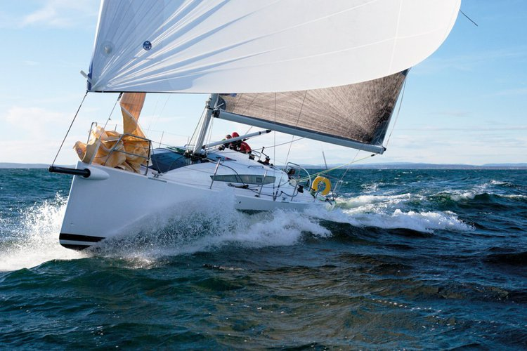 Sailing in style, comfort and performence in Greece, Ionian islands