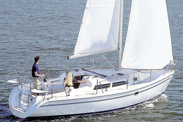 Enjoy sailing in California aboard 28' crusing monohull