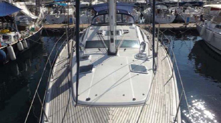 Boat for rent Jeanneau SO 54 DS 54.0 feet in Portomaso Marina, Malta