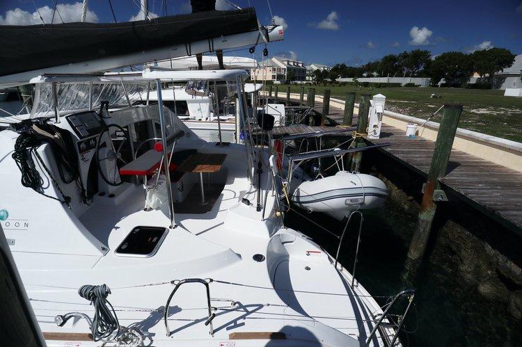 Lagoon's 38.0 feet in Nassau