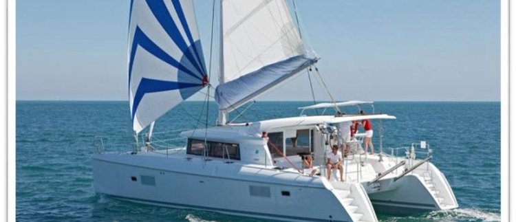 Ultimate chance to explore unrevealed Island around Malta aboard Lagoon 421