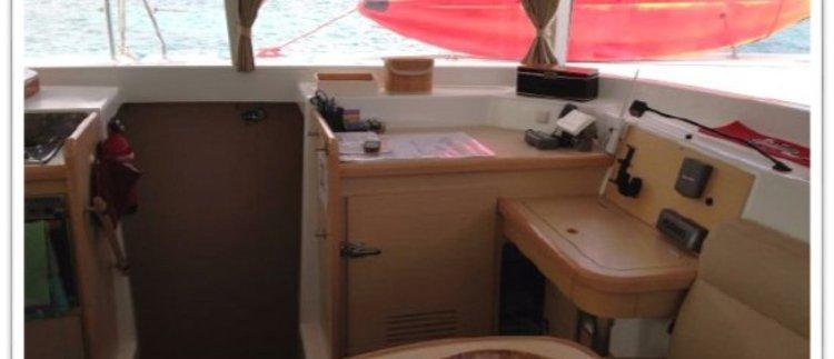 Catamaran boat rental in Portomaso Marina, Malta