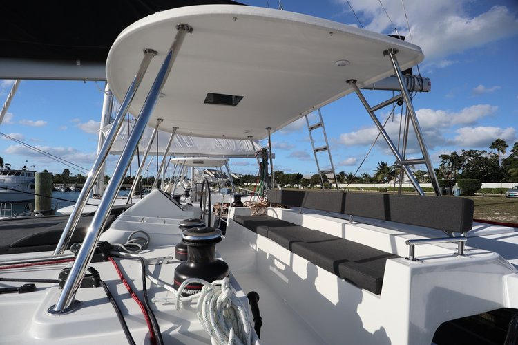 Boat for rent Lagoon 45.0 feet in Nassau,