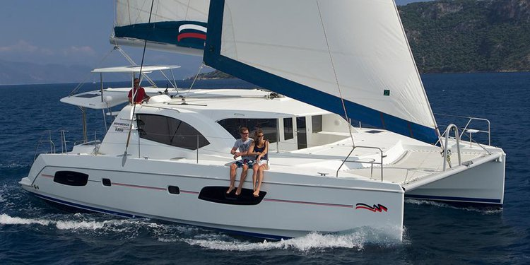 Boat for rent Moorings 42.7 feet in Tortola, British Virgin Islands