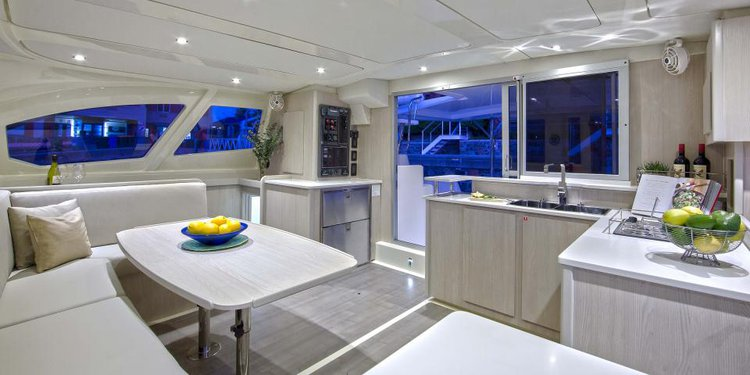 Catamaran boat rental in Tortola, British Virgin Islands