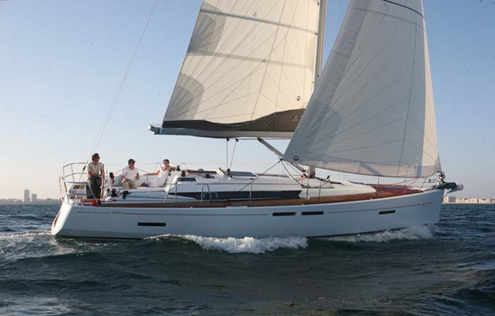Grab the amazing deal to charter amazing Sun Odyssey 409