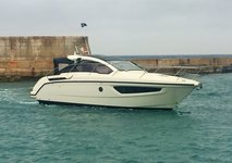 Beautiful Atlantis 34 to discover the beauty of the Maltese coast line