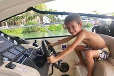 thumbnail-6 Azimut 44.1 feet, boat for rent in Key Biscayne, FL