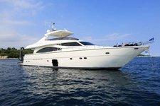 thumbnail-1 Ferretti 82.0 feet, boat for rent in Pelham Manor, NY