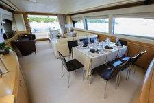 thumbnail-17 Ferretti 82.0 feet, boat for rent in Pelham Manor, NY