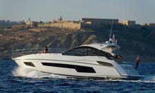 Explore Malta with family and friends aboard this luxurious Portofino 40