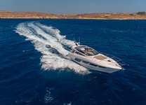Stunning Sunseeker Predator 57 for perfect cruising in Malta