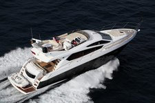 Sunseeker Manhattan 63 perfect for entertaining friends and loved ones