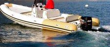 Have fun in sun aboard Zodiac 750 Club in Malta