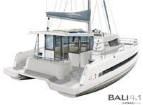 Explore the unrevealed Islands around Bahamas aboard Bali 4.1