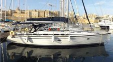 Take some time to relax on water aboard Bavaria 46 in Malta