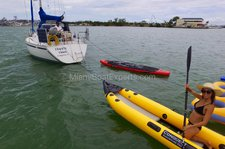 thumbnail-2 Canadian Sailcraft 30.0 feet, boat for rent in Key Biscayne, FL
