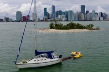 thumbnail-1 Canadian Sailcraft 30.0 feet, boat for rent in Key Biscayne, FL