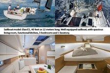 thumbnail-20 Elan 40.0 feet, boat for rent in Tivat, ME
