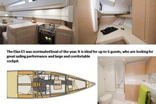 thumbnail-21 Elan 40.0 feet, boat for rent in Tivat, ME