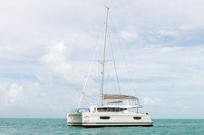 NEW! 3 Cabin Catamaran sleeps up to 6!