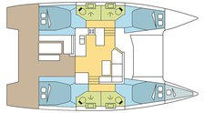 thumbnail-9 Astrea 41.0 feet, boat for rent in Abaco, BS
