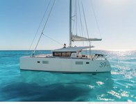 Get ready for pleasant surprises in Bahamas aboard Lagoon 39