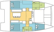 thumbnail-12 Bali 40.0 feet, boat for rent in Abaco, BS