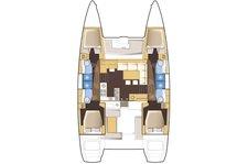 thumbnail-17 Lagoon 45.0 feet, boat for rent in Nassau, BS