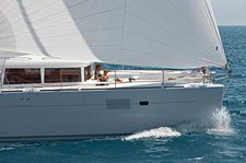 Get ready for a pleasant surprise in Bahamas aboard Lagoon 450
