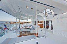Enjoy marvelous views in Grenada aboard Lagoon 450 F
