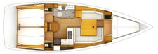 thumbnail-10 Sun Odyssey 37.0 feet, boat for rent in Nassau, BS