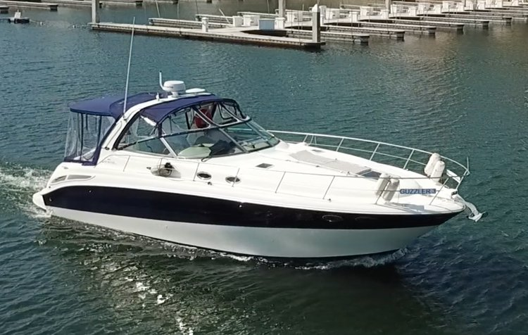 40.0 feet Sea Ray in great shape
