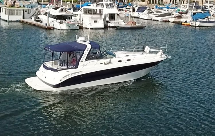 Sea Ray boat for rent in Marina Del Rey