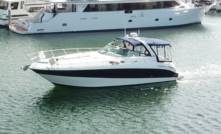 Sea Ray's 40.0 feet in Marina Del Rey