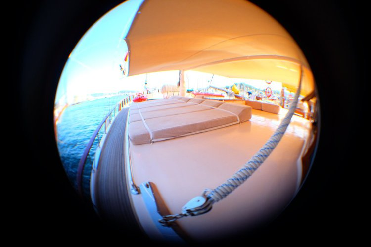 Boat for rent Custom 75.45 feet in Bodrum Marina, Turkey