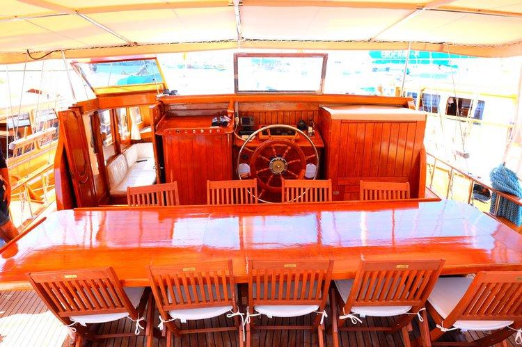 Boat for rent Custom 79.0 feet in Rhodes,