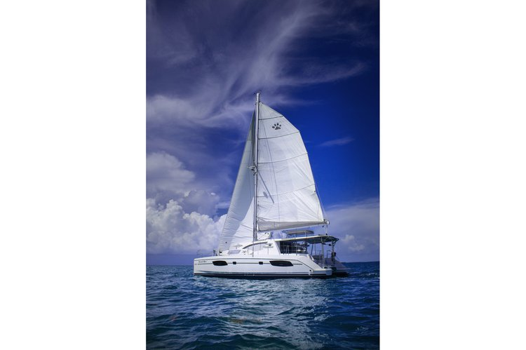 A ONE-OF-A-KIND LUXURY CATAMARAN FOR THE DISCERNING CRUISER WHO WANTS E