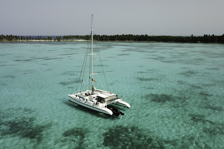 55.0 feet Outremer in great shape