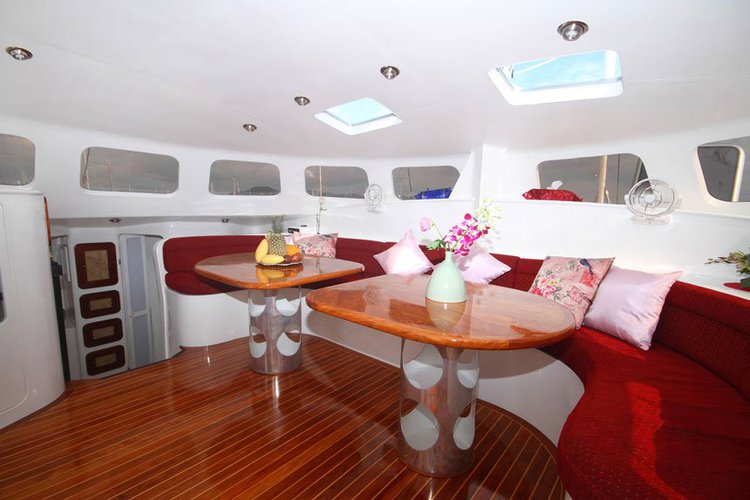 Boat for rent Tim Mumby 48.0 feet in Chalong Bay,