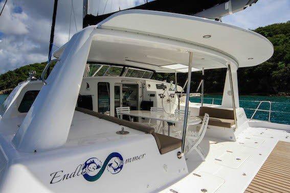 Voyage's 48.0 feet in Tortola